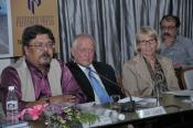 "BOOK LAUNCH ""Revisiting Contemporary South Asia"", with Dr. Chandan Mitra, Member of Parliament,  IIC, New Delhi, India"