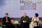 World for India, Dr. Tanvi Madan, Prof. Dr. Klaus Lange, Ambassador Prof. Veena Sikri