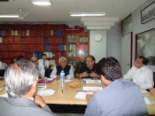 "Participation of ITS directors at Panel Discussion: ""Talks with the Taliban"", IPCS, New Delhi"